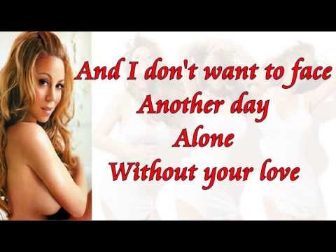 Mariah Carey -  All I Ever Wanted (lyrics)