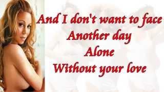 Mariah Carey -  All I Ever Wanted (lyrics)