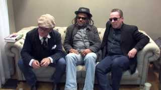 Exclusive UB40 Interview Part 3. New album Getting Over The Storm