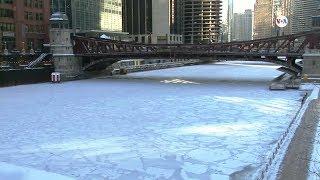 Frente frío sigue azotando varios estados del centro, norte y este de los EE.UU.