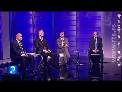Upitnik: Vesić, Šutanovac, Jovanović, Đilas