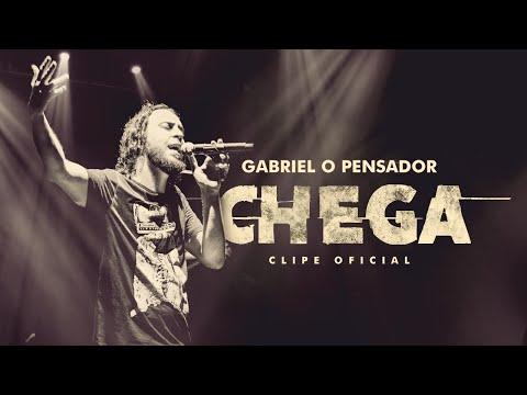 Gabriel o Pensador - Chega (Clipe Oficial)