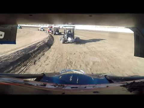 Delta Speedway 6/14/19 Jr Sprint Heat 1 Cash GoPro