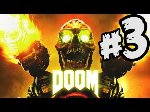 "Alex Juega: Doom #3 ""Mi pase amarillo"""