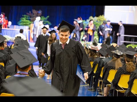 2018 Afternoon Commencement