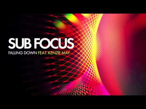Sub Focus - Falling Down (feat. Kenzie May) [Original Mix]