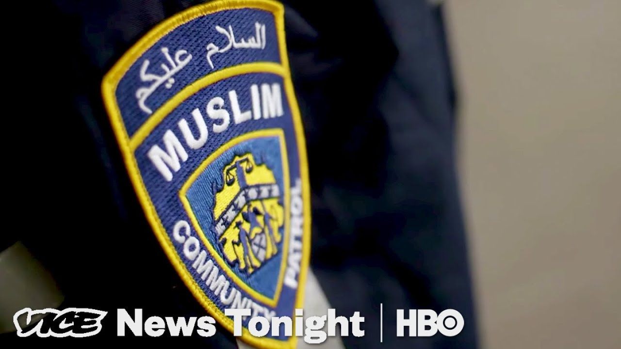 Meet the Muslim Patrol That's Looking Out for Brooklyn Mosques (HBO)