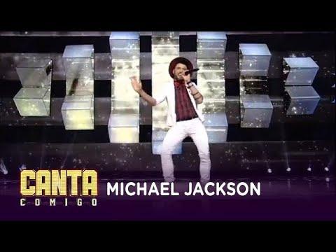 Gabriel Camilo encerra as apresentações cantando Man In The Mirror, de Michael Jackson
