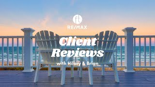 Client Reviews: Hilary Marshall & Brian