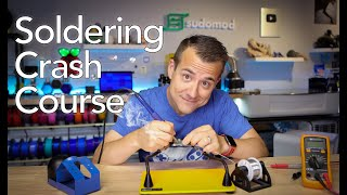 Soldering Crash Course: Baṡic Techniques, Tips and Advice!