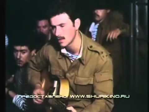Валерий Зубарев - Ночь накрыла пыльный гарнизон