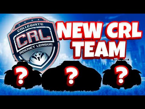 THIS NEW CRL TEAM IS TAKING OVER ROCKET LEAGUE thumbnail
