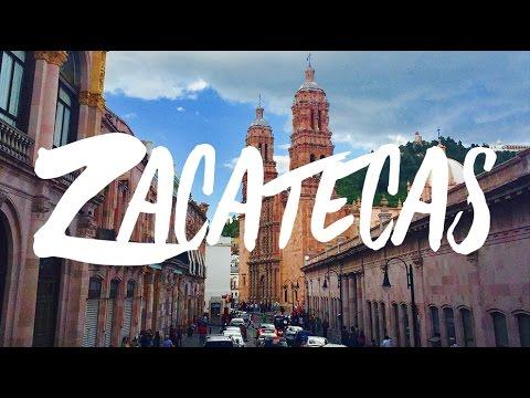 Mexico Travel: Zacatecas - Rostro de Cantera y Corazón de Plata