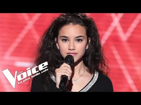 Yves Montand - Les Feuilles Mortes | Lilya | The Voice France 2018 | Blind Audition
