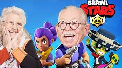 Brawl Stars | Jetzt BALLERN wir! | Senioren Zocken!!!