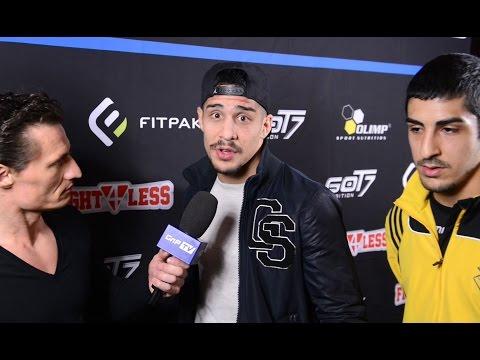 GMC 11: Ozan Aslaner unzufrieden mit Punktniederlage gegen Selim Agaev