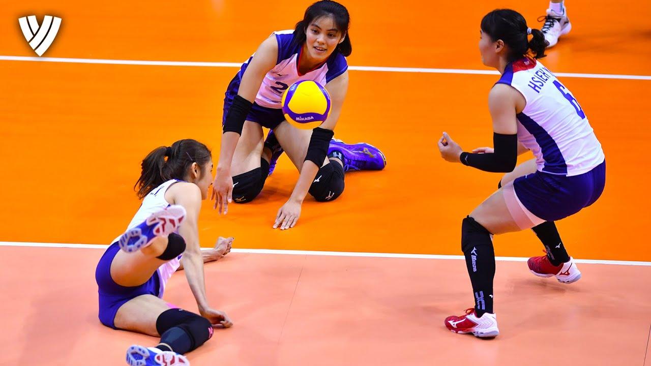 Download Women's BEST Rallies | AVC Tokyo Volleyball Qualification 2020