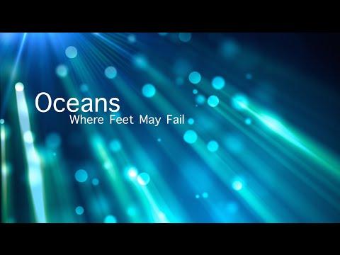 Oceans (Where Feet May Fail) 中文版 Mandarin - Hillsong UNITED