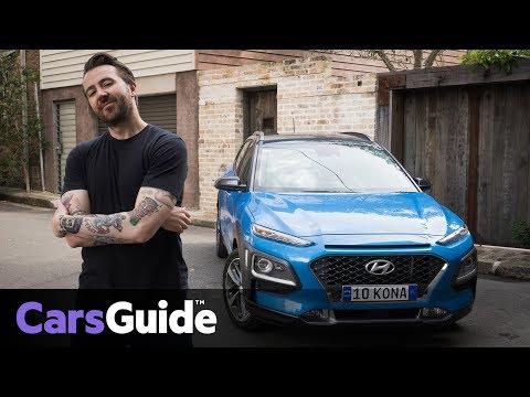 2018 Hyundai Kona Highlander review