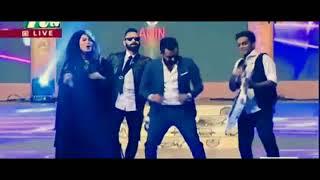 hridoy khan prottoy khan tasnim anika live performance miss world bangladesh 2017 360 x 640