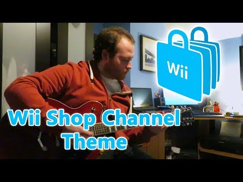 Wii Shop Channel Theme [Jazz Cover] || Mairiba