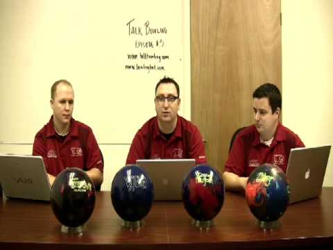 Talk Bowling Episode 3 - Difference Between Bowling Ball Performance Types