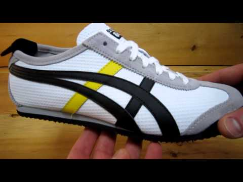 Onitsuka Tiger Mexico 66 Synthetic Shoes White