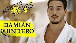 Get to know Karate Star DAMIAN QUINTERO