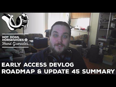 H3VR Devlog: Roadmap & Update 45 Summary