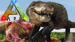 *TOUGHEST DINOSAURS EVER!* GOD SNAKE HAS EVOLVED! (96) - Ark: Annunaki
