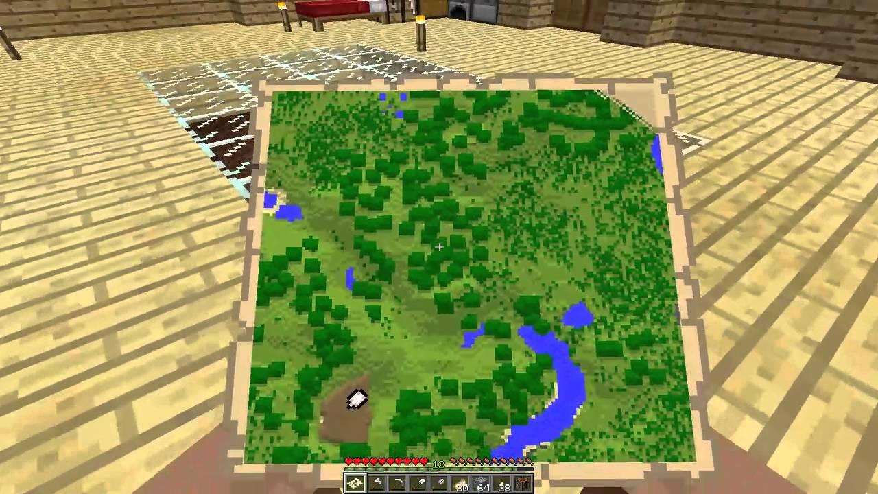 minecraft térkép Minecraft Térkép Craft , Fejlesztés | Dovain | S01 E05   YouTube minecraft térkép
