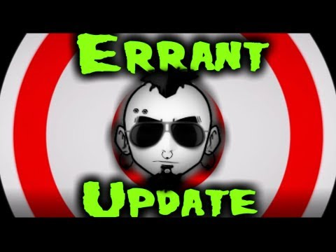 Errant Update EP 25: Necromunda pre-order and a week packed with content! |