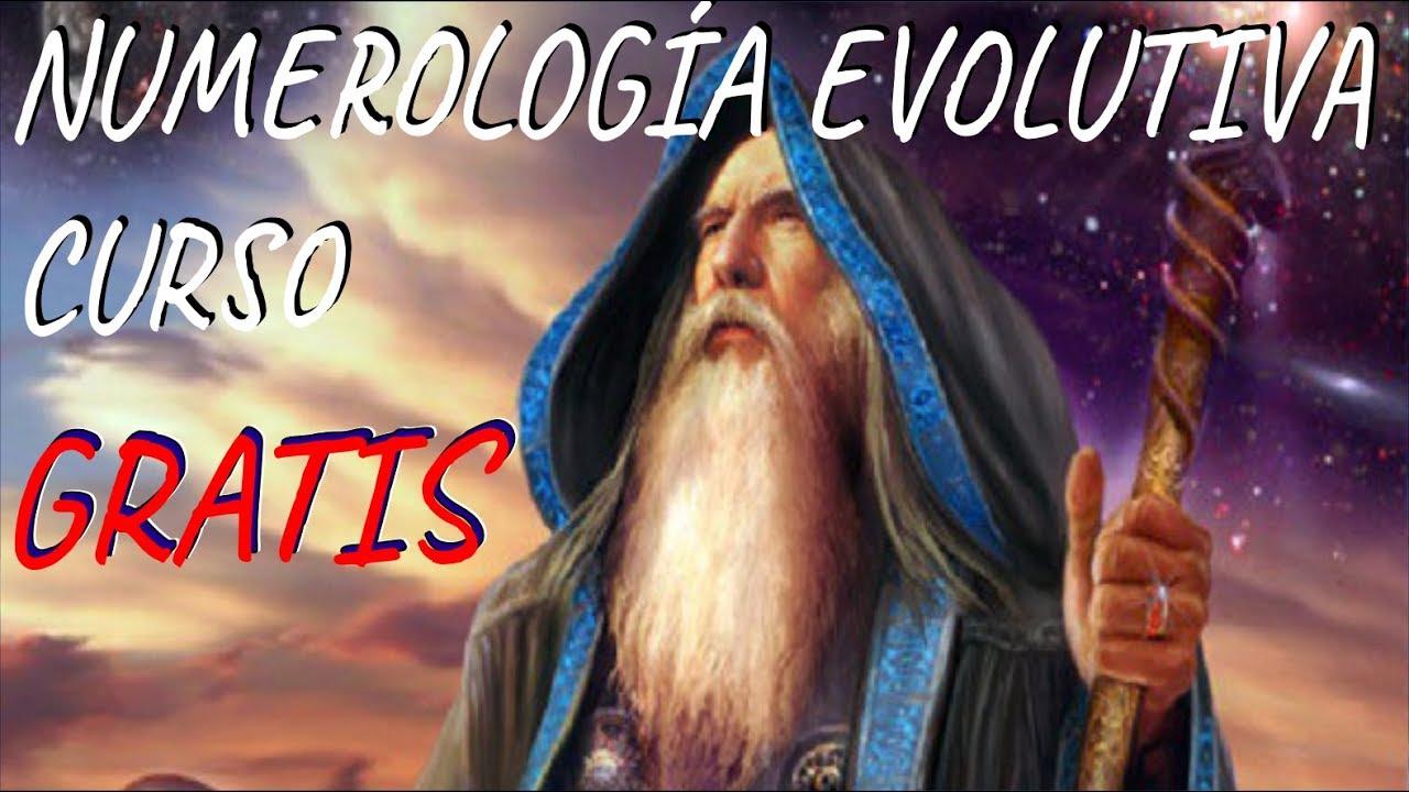 Curso de NUMEROLOGIA GRATIS - Numerología Evolutiva - YouTube