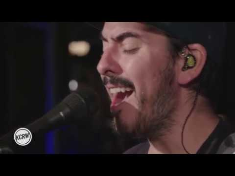 """Dhani Harrison performing """"Admiral Of Upside Down"""" Live on KCRW"""