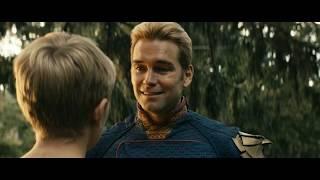 Блондинка встречает своего сына \ Пацаны ( The boys )