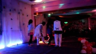 Rev Up Dance of Da STarz Opening (b...