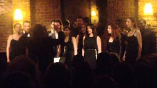 Vocal Inventions Ensemble - Eli, Eli (By György Deák Bárdos) (14-4-2014)