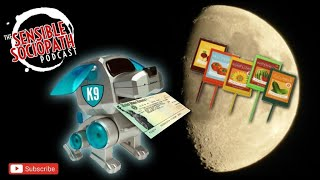 Moon Seeds, Robot Police Dogs, Stimulus Checks and More!