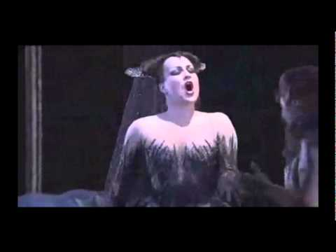 Mozart -  Die Zauberflöte - The Magic Flute - The Queen of the Night - Diana Damrau
