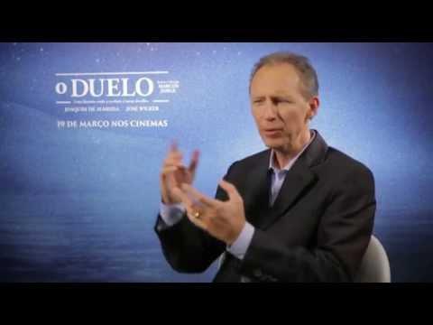 O Duelo: Entrevista Marcos Jorge diretor