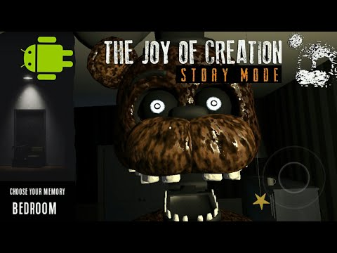 joy of creation halloween edition apk