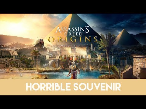 Assasins Creed Origins #2 : Horrible souvenir