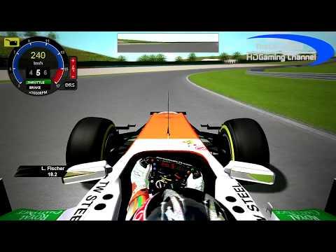 ReDrive - rF1 GP Sepang