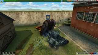 Стрим по игре Tanki Online (20.04.2014) - Миникотик