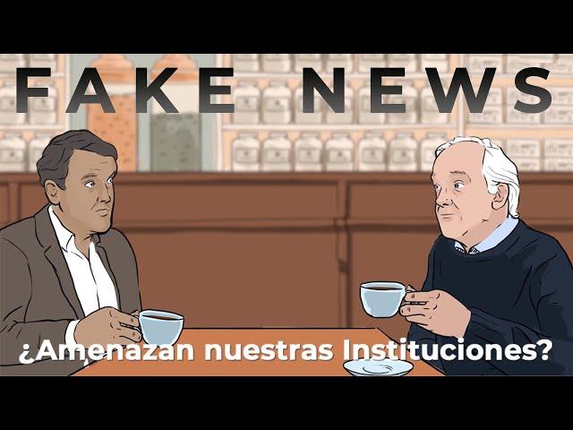 FAKE NEWS y el Estado: ¿Quién amenaza más las Instituciones?