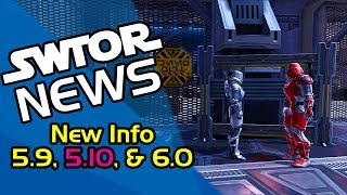SWTOR News - New Info 59 510  60