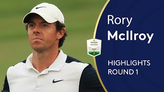 Rory McIlroy shoots 64 in Dubai | Round 1 Highlights | 2019 DP World Tour Championship