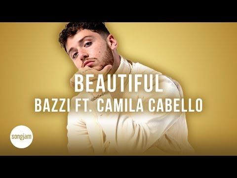 Bazzi - Beautiful ft. Camilla Cabello (Official Karaoke Instrumental) | SongJam