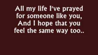 All my life i pray for someone like you mp3
