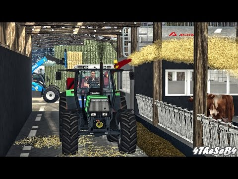 Farming Simulator 15 - Une journée à la ferme / One day on the farm